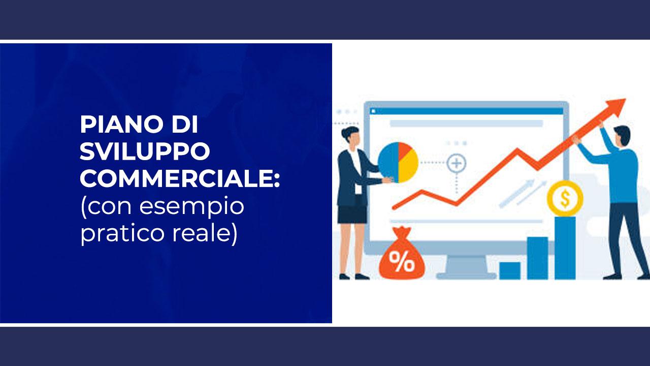 Piano Di Sviluppo Commerciale Piano Marketing Aziendale